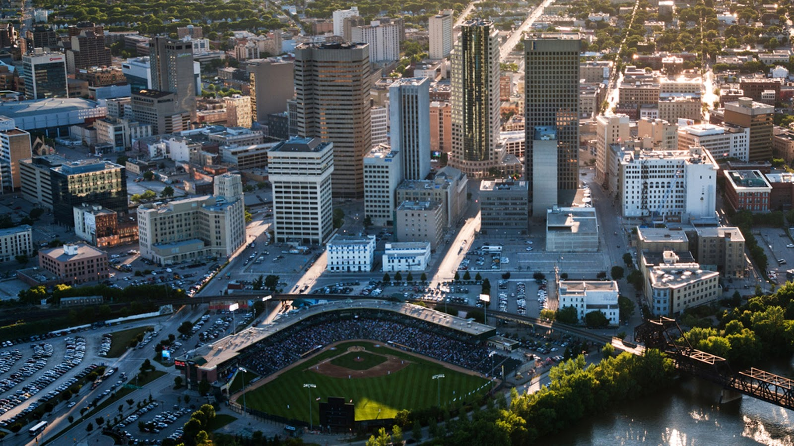 Image result for winnipeg city manitoba downtown